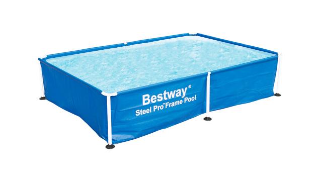 Charrua store piscina estructural rectangular lts for Piscinas estructurales