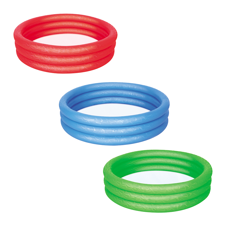 Piscina Lisa Inflable 3 Anillos 100 Litros - Charrúa Store