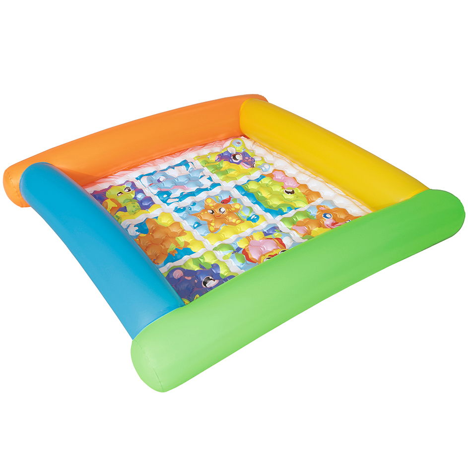 Alfombra Infantil Multicolor / Piso Inflable