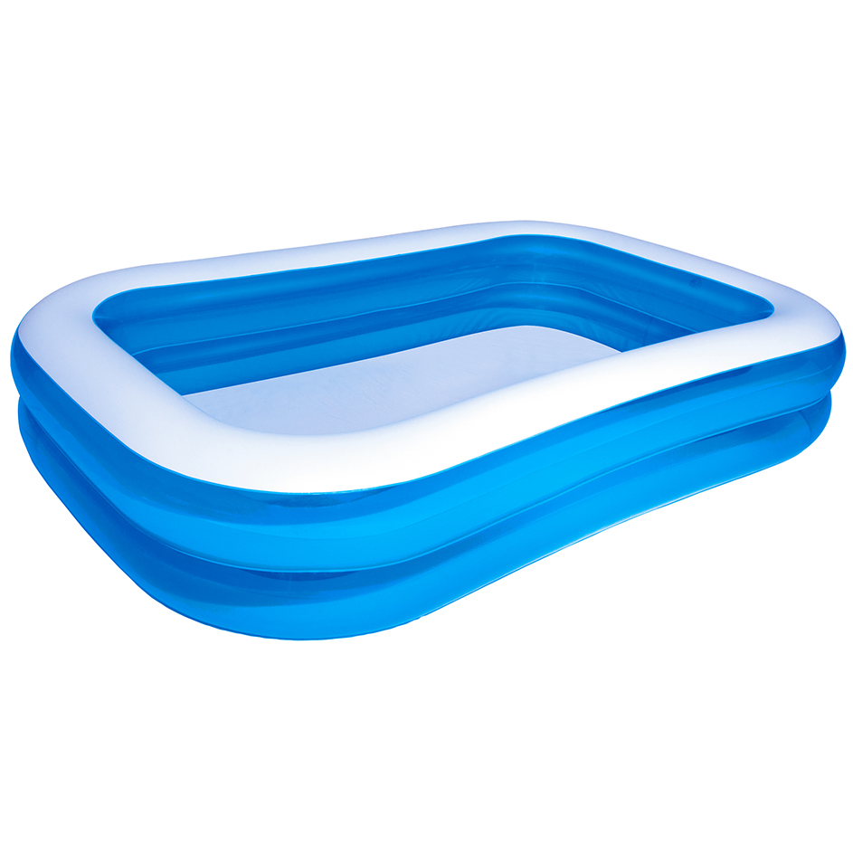 Charrua store piscina rectangular 2 anillos 900 lts for Piscina rectangular