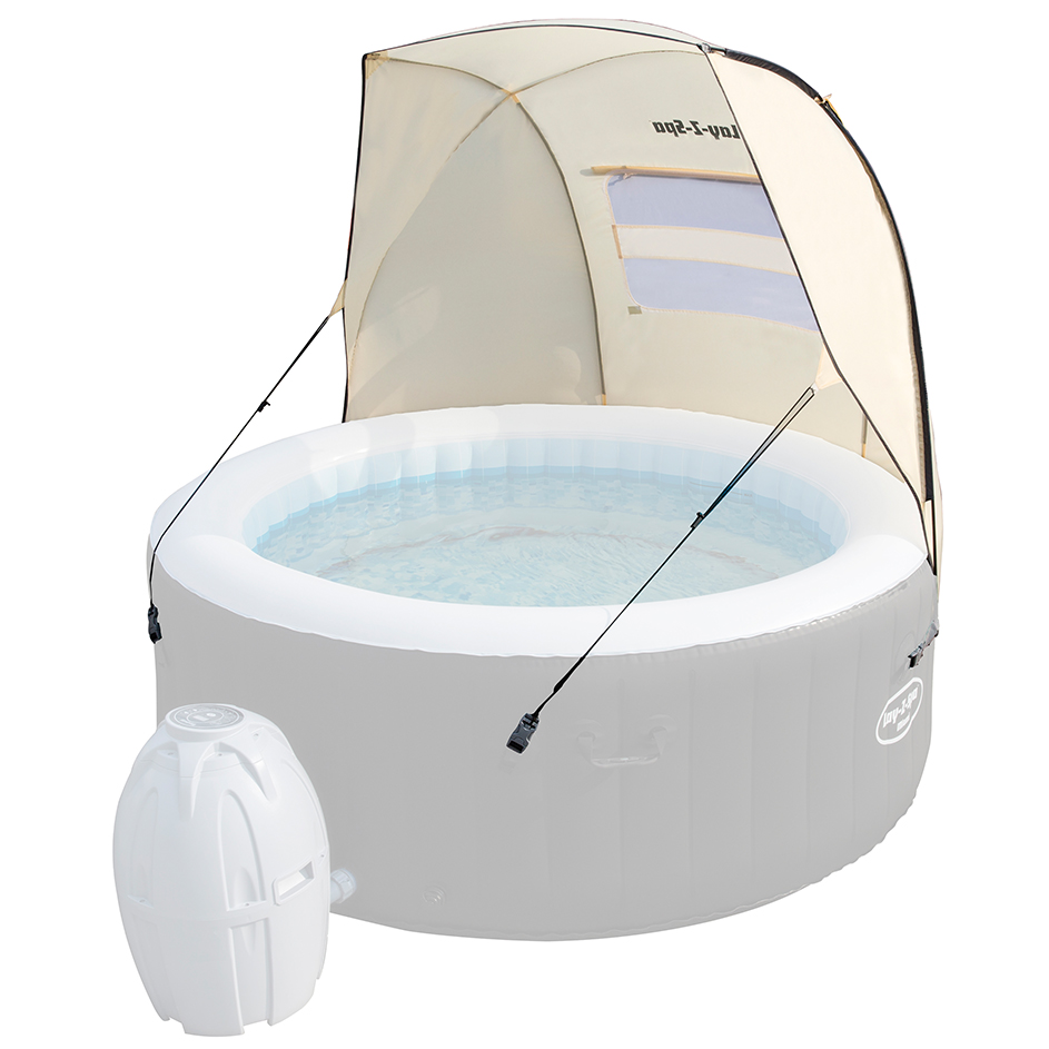 Medio Techo Para Jacuzzi Lay Z Spa Bestway